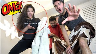 HE EXPOSED ME IN FRONT OF HER! (embarrassing)