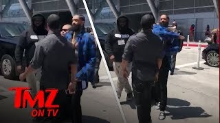 Nipsey Hussle's Bitch Slap Heard Round The World | TMZ TV