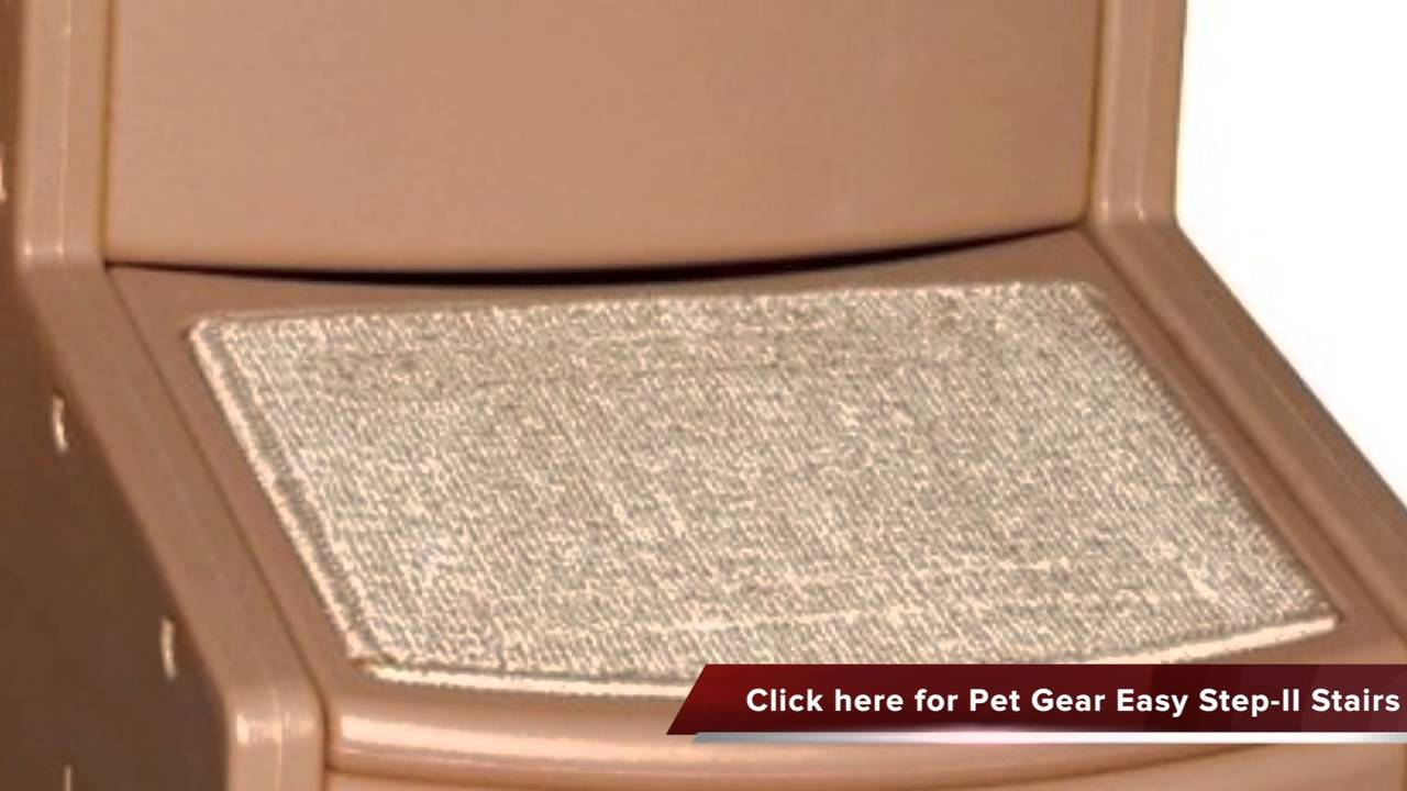Review Of Pet Gear Easy Step II Stairs