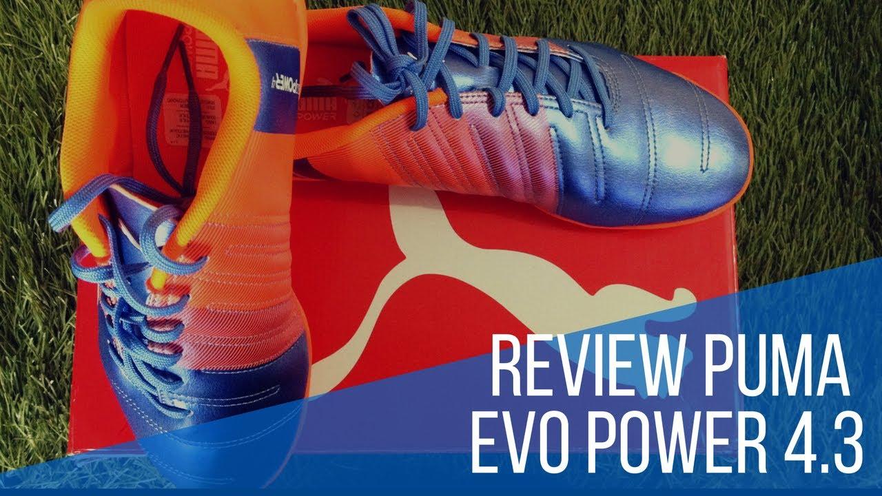 Review Puma Evopower 4.3 - YouTube 6a0adb652deb