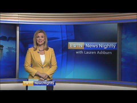 EWTN News Nightly - 2018-06-19 Full Episode with Lauren Ashburn