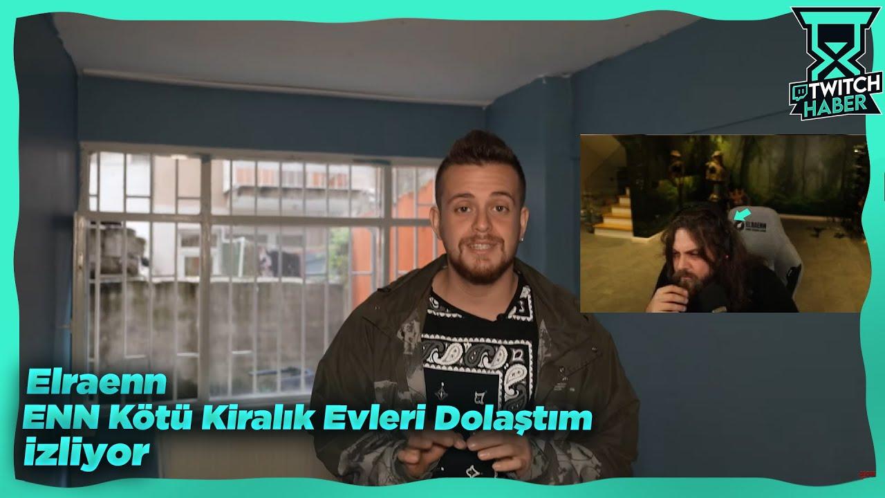 """Elraenn - """"ENNN KÖTÜ KİRALIK EVLERİ DOLAŞTIM!! BÖLÜM 2"""" İzliyor (Alper Rende)"""