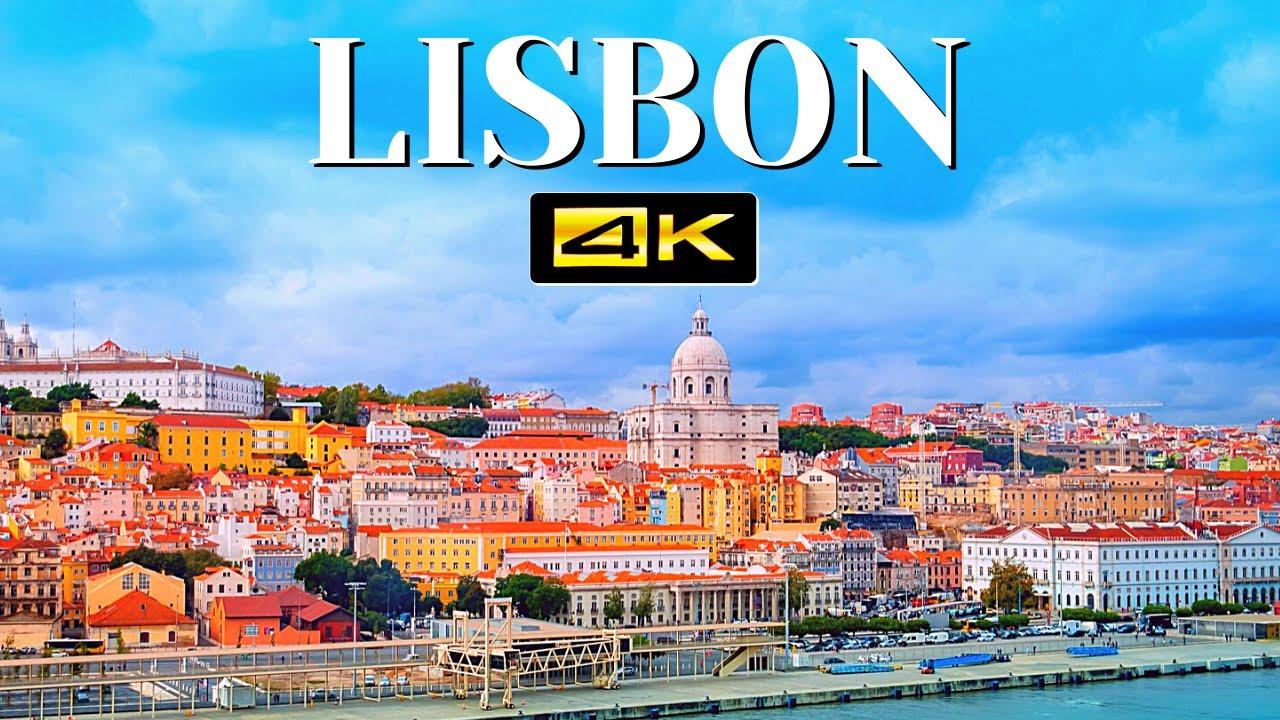 Download Lisbon, Portugal | World's Best Destination | Travel Guide Video (4k)