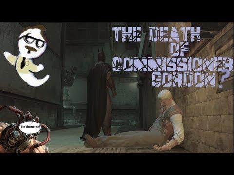 The Death of Commissioner Gordon? Arkham Asylum Part 4