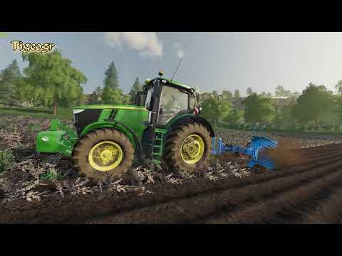 Farming Simulator 19 - How do they work, Plows