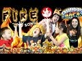 Skylanders Raps: FIRE Element Song Music Video (400th Video)