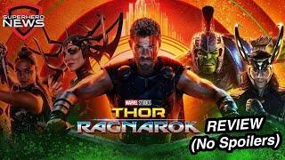 Thor: Ragnarok Review - No Spoilers