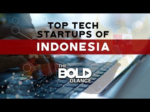 Bold Glance: Indonesia's Top Tech Startups