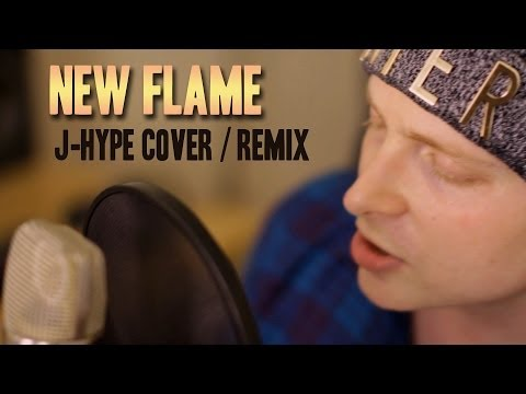 New Flame (EDM Cover - Remix) - Chris Brown ft. Usher & Rick Ross - радио версия