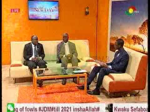 NewDay - Discussing The Future of Unemployment in Ghana - 14/4/2015