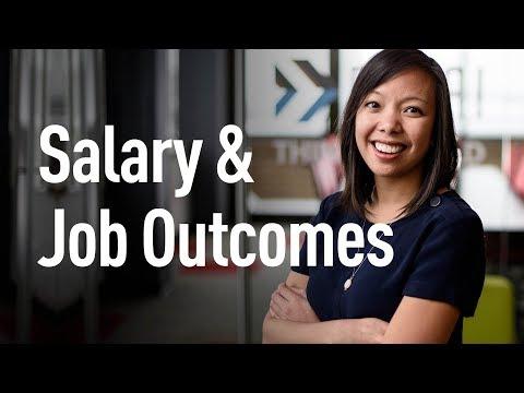 Salary And Job Outcomes - Master Of Health Informatics