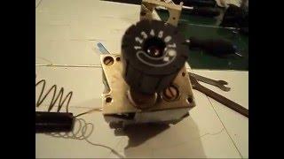 Терморегулятор (EUROSIT 630) газового котла.Почему газовый котел не отключается.(, 2016-01-30T21:51:40.000Z)