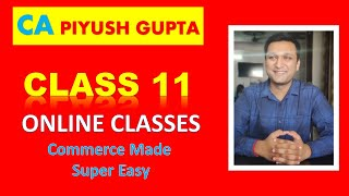 Class 11 Accounts Online Classes | commerce online classes for class 11 Business Studies, Commerce