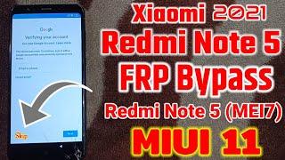 Redmi Note 5 FRP Bypass | Mi N…