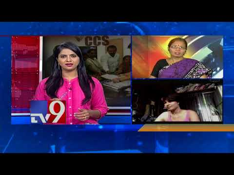 RGV's GST will not corrupt young minds || Phoebe Martin - TV9