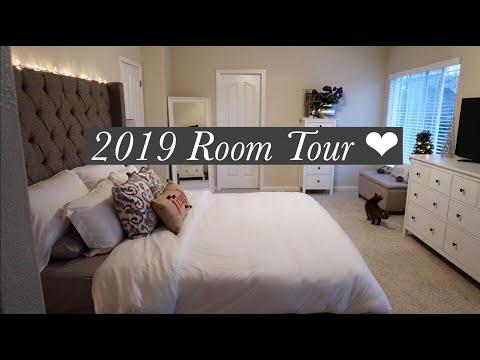 2019 Room Tour/ Elegant Affordable Home Decor/ Amazon Deals