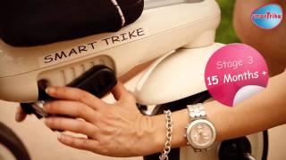 """Smart-Trike Recliner 4-in-1(Freude am Fahren für Kinder schon ab sechs Monaten In diesem Jahr war das Smart-Trike Recliner 4-in-1 in der Kategorie """"Für die Kleinsten"""