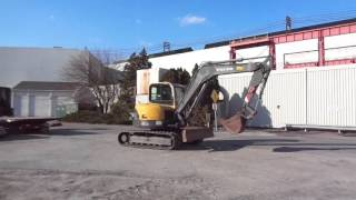 2008 Volvo ECR88 Midi Excavator - For Sale  http://www.EQUIPSELLER.com