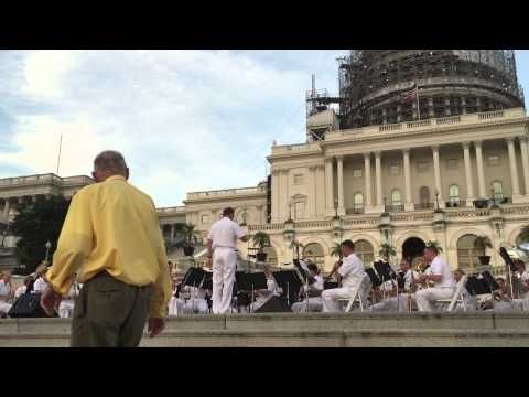 "8/3/15 ""Eagle Squadron March,"" Kenneth Alford, US Navy Band"