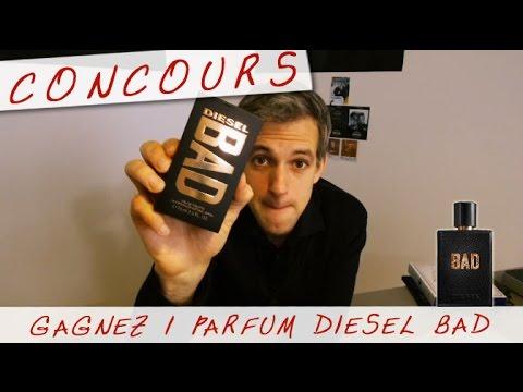 Concours Gagnez Le Dernier Parfum Diesel Bad Vlog 12 Youtube