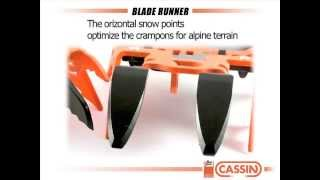 BLADE RUNNER - Crampons sz2 video