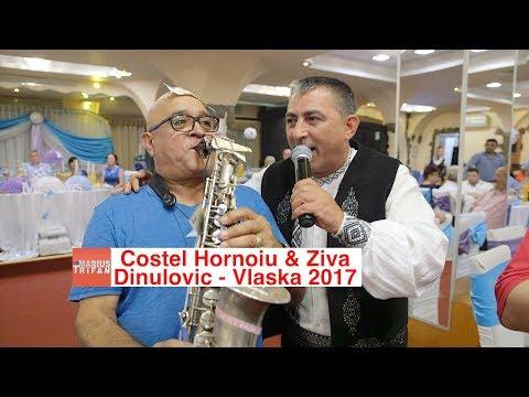 Costel Hornoiu si Ziva Dinulovic & Slobodan Pecic - Vlaska 2017 LIVE nunta Ana-Maria si Emin