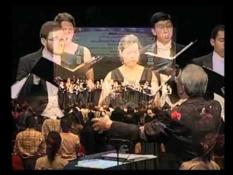 Stanford Concerts 1. Royal Anthem: สรรเสริญพระบารมี Sansoen Phra Barami