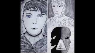 """Drawing Final: """"Layers of Me"""""""