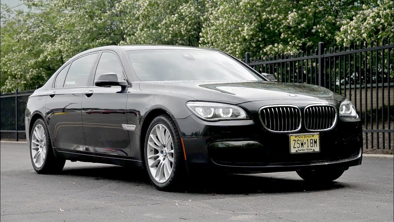 2013 BMW 740Li XDrive