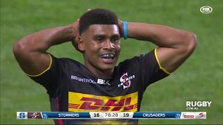 Super Rugby 2019 Round 14: Stormers vs Crusaders