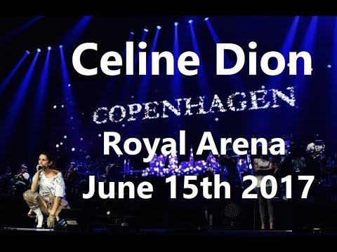 Céline Dion - FAN DVD - Live at Royal Arena, Copenhagen (June 15th 2017)