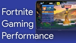Gaming Performance On The Xiaomi Mi 9 (Fortnite 60 fps)