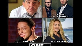 Opie & Jim Norton - Pete Davidson, Joey Diaz, Kate Chastain (09-24-2015)
