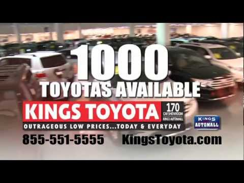 A Special THANK YOU From Kings Toyota