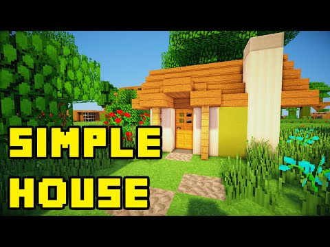 full download minecraft easy simple survival house build