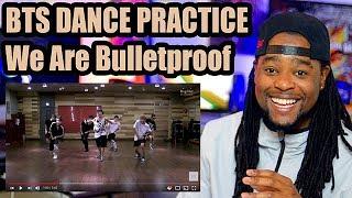 BTS | We Are Bulletproof Pt.2 dance practice | THE MAGICAL HAT!!! | REACTION!!!