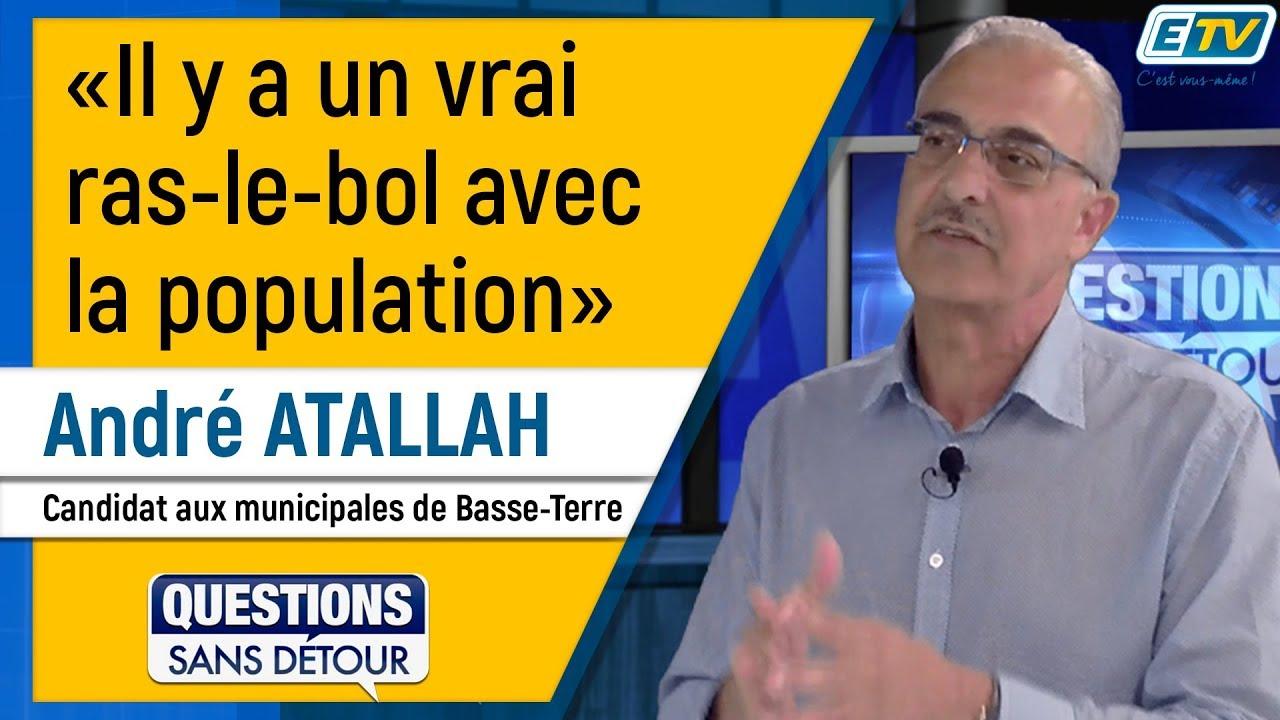 Questions Sans Détour avec André ATALLAH