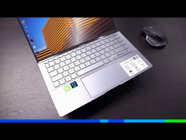 Đánh giá Asus Zenbook Q407iq: Chúng ta cần nhiều hơn những sản phẩm như vậy!