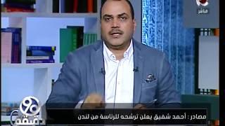 برنامج 90 دقيقة - محمد الباز ...