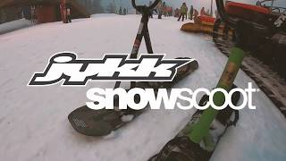 Open snowscoot season in Krasnoe Ozero 2019