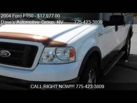 2004 Ford F150 FX4 - for sale in Fallon, NV 89406