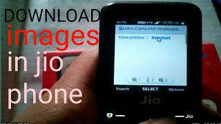 How to download images or photos in jio phone|download images in jio phone|jio phone laya new softwa