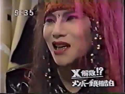 Hide X Japan - A Collection Of Interview