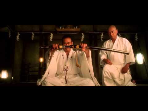 Kill Bill Vol.1 - Hattori Hanzo's Sword - 'The Lonely Shepherd' [HD]