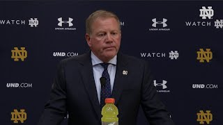 Brian Kelly  Press Conference - 2016 Notre Dame Football Media Day