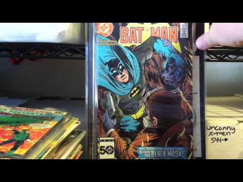 2 comic book hauls 1 road trip 2 major Key issues