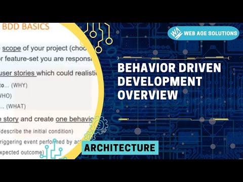 Behavior Driven Development Overview