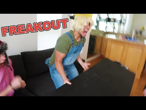 BIRTHDAY PARTY FREAKOUT