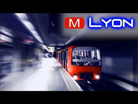Métro Lyon 「 2013 」[HD]