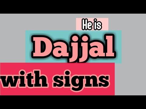 Who is Dajjal | Dajjal signs | Dajjal in Islam | Dajjal hadith | Al maseeh | Fitna dajjal